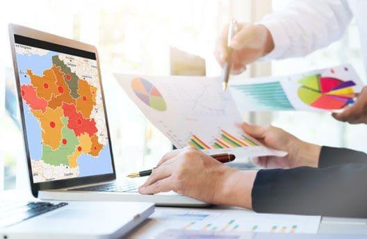 sectorisation et strategie commerciale