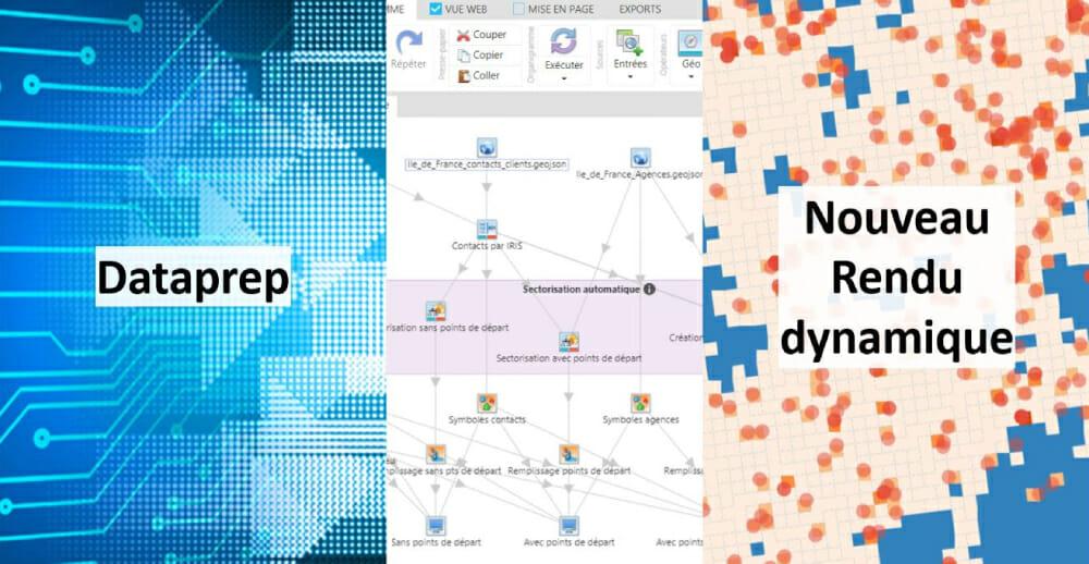 innovations 2021 : dataprep et nouveau rendu dynamique