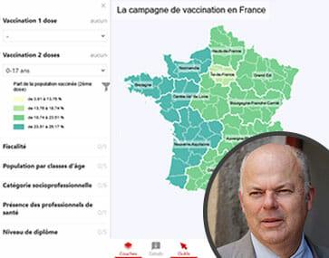 article emmanuel vigneron inegalites territoriales coronavirus