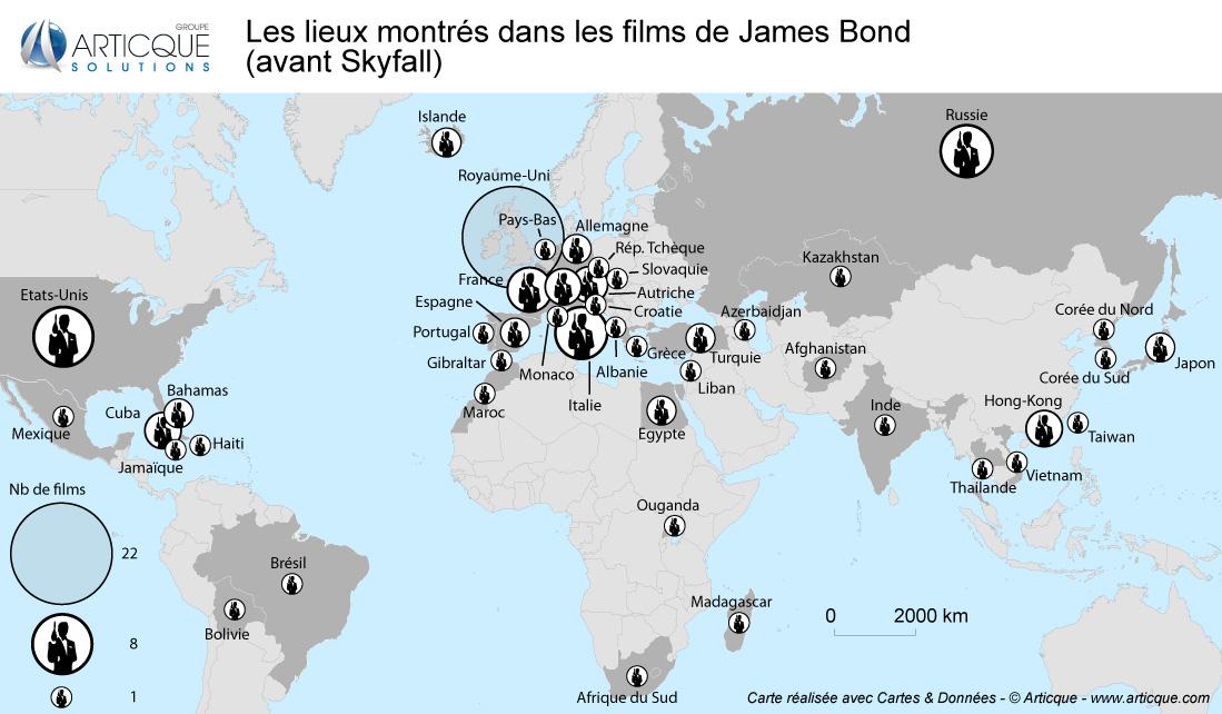 carte-des-pays-visites-par-james-bond-avant-skyfall-2012